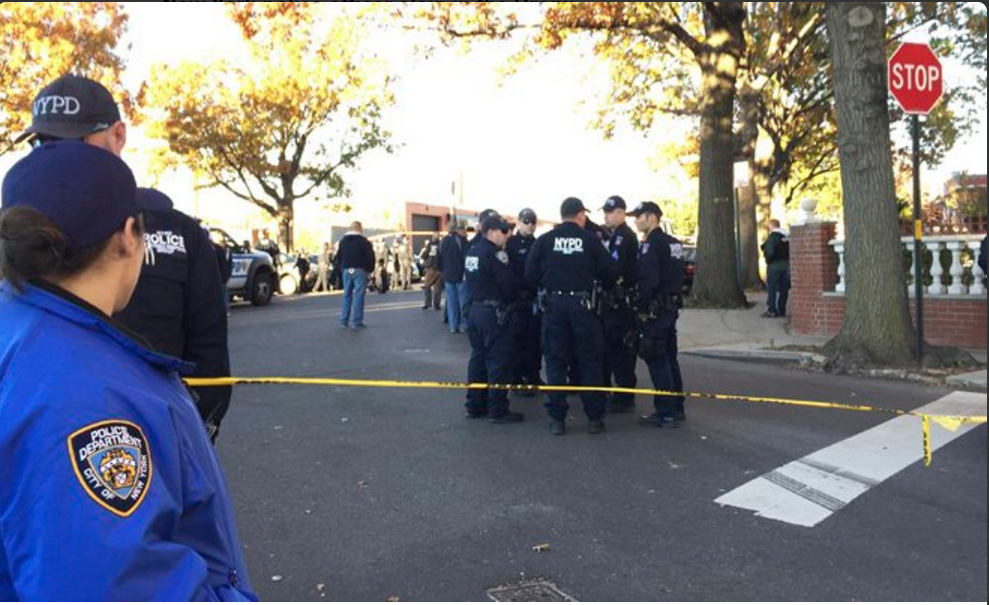 NYPD Officer Killed, Another Wounded In Bronx Shootout