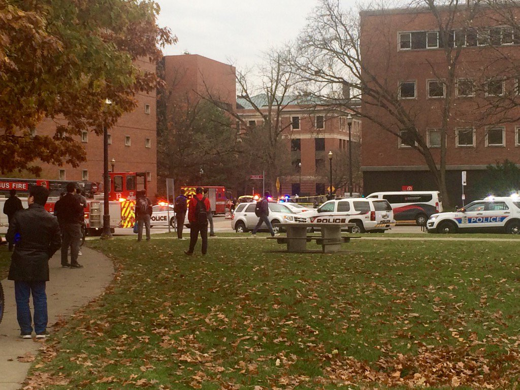 Breaking: Active Shooter At The Ohio State University