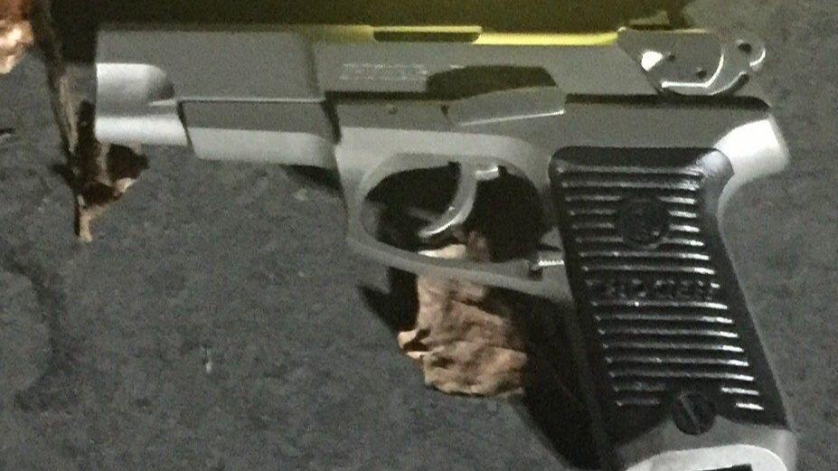 Masked Gunman Confronts Off-Duty Deputy, Gets Shot, Killed