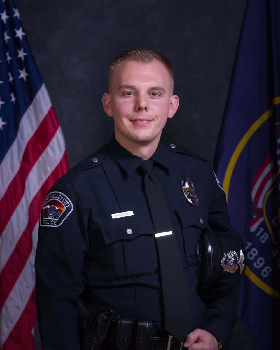 Utah Police Officer Killed After Pursuing 3 Suspects