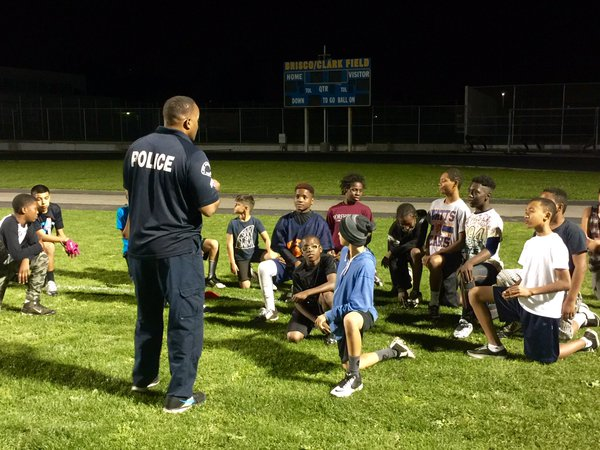 Coaches, Mentors, Cops: The Watts Bears