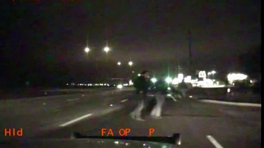 Video: Driver Hits El Paso Police Officer With Car