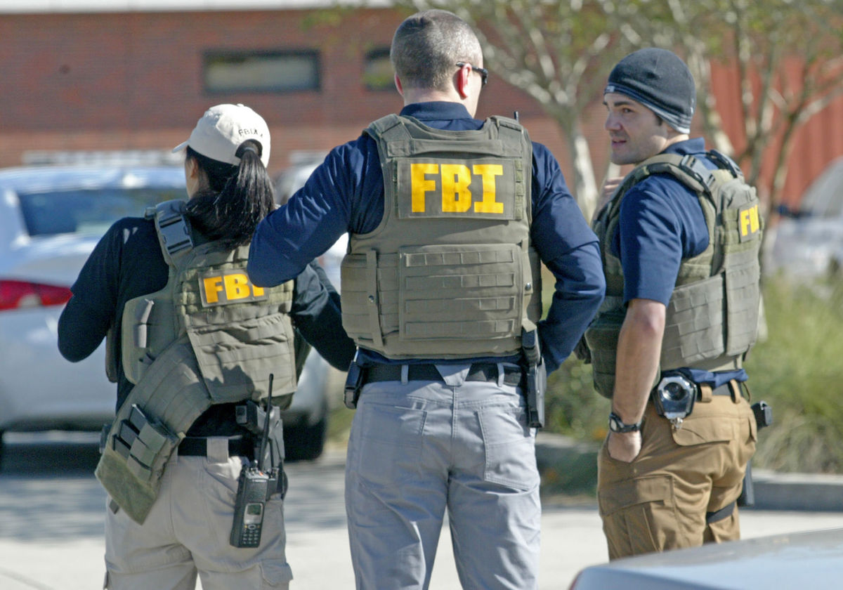 fbi raids louisiana police department sheriff s office law officer. Black Bedroom Furniture Sets. Home Design Ideas