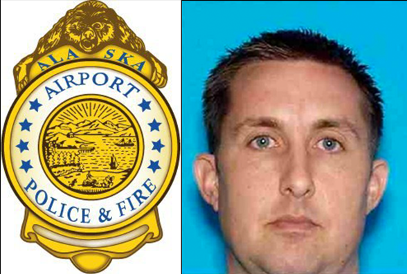 """Airport Police Arrest """"Most-Wanted"""" Child-Porn Fugitive"""