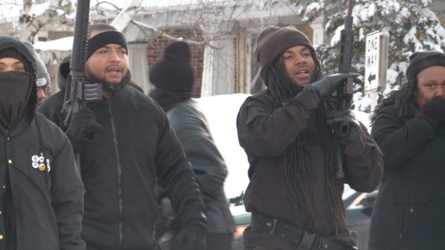 "Black Panthers Protest Police ""Genocide""—While Armed with Assault Rifles"