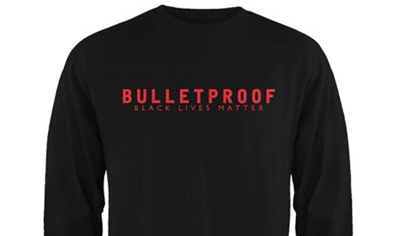 "Walmart To Remove ""Bulletproof—Black Lives Matter"" Shirts After FOP Request"