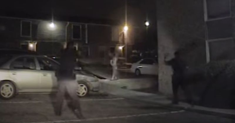 Lawyer Claims Released Video Shows Fort Worth Police Shoot Man In Back