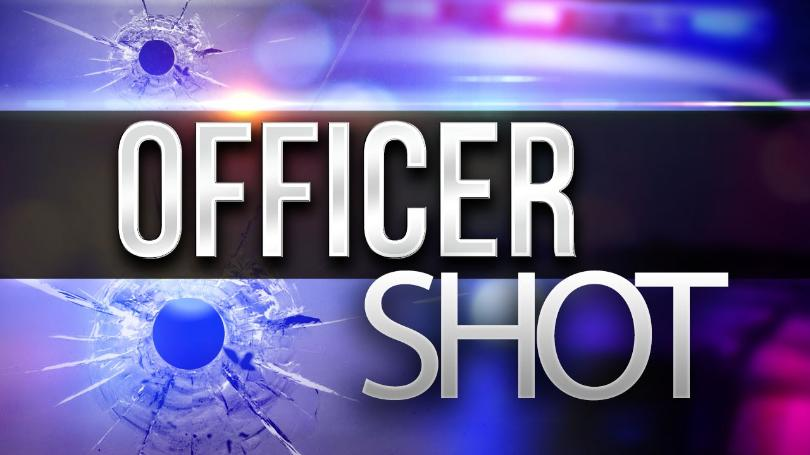 Greensboro Police Officer Shot On Traffic Stop
