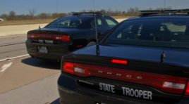 Troopers Limited To 100-Mile-Per-Day Patrols