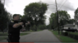 Dramatic Video Shows Police Officer Shooting Man With AR-15 After He Was Threatened