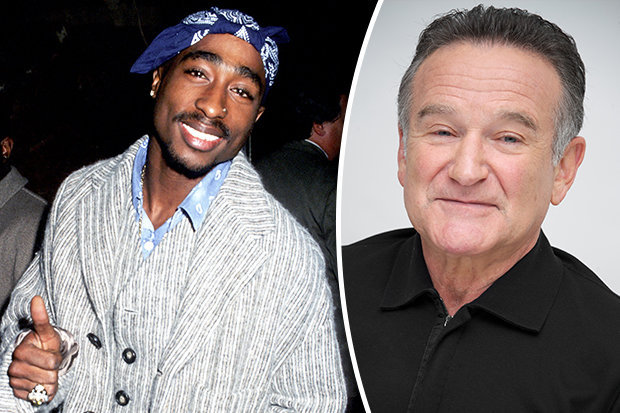 Robin Williams, Tupac Arrested With 114 Pounds Of Pot