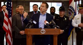 Missouri Governor Elect Cites Weak Politicians And Leaders In Burning Of Ferguson