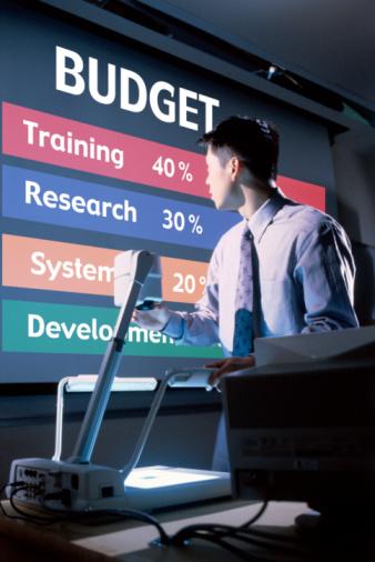 Tactical Budgeting: Restaurant Menu Approach