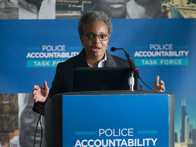 "Police Board Chairwoman: Chicago Can't ""Arrest"" It's Way Out of Violence"