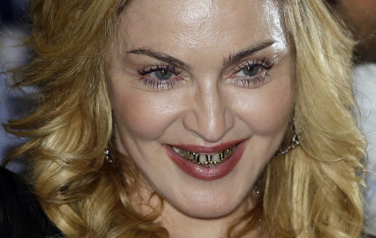 Secret Service to Investigate Madonna for 'Blowing Up the White House' Comment