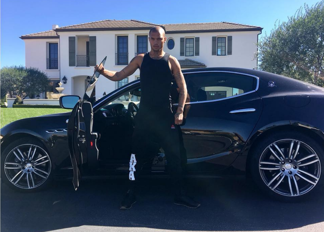 From A Mugshot To A Mansion: Jeremy Meeks Proves Crime Does Pay
