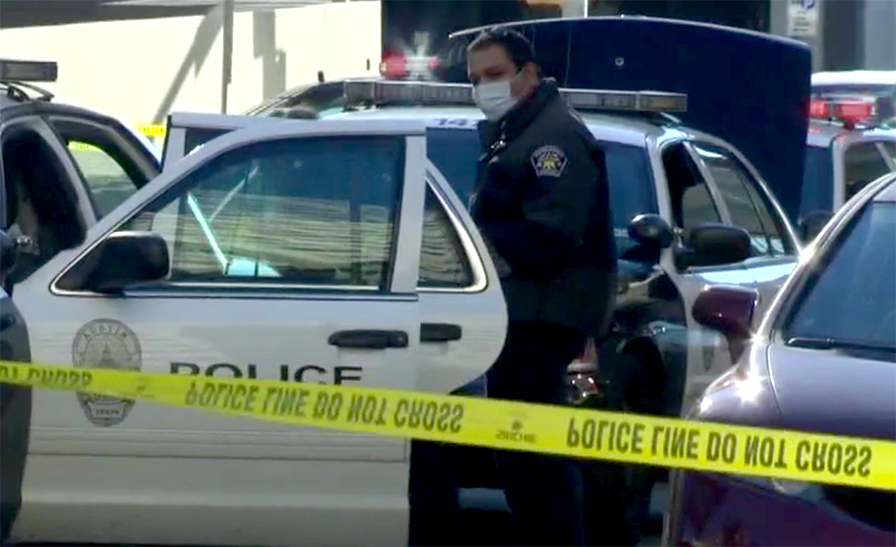 Shoplifter Shoots Himself In The Head—In A Police Car, While Handcuffed