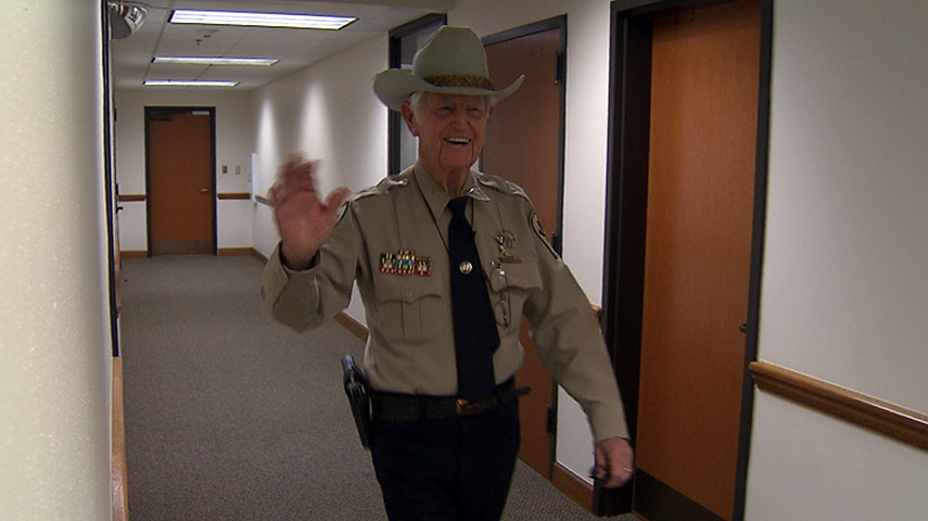 Advice From 70 Year Police Veteran:  'Watch Your Back'