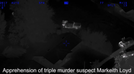 Watch The Capture Of Orlando Cop Killer