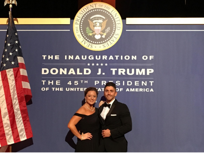 My Experience At President Trump's 'First Responder' Inauguration Ball
