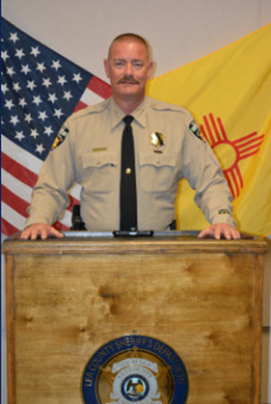New Mexico Sheriff Killed In Car Crash