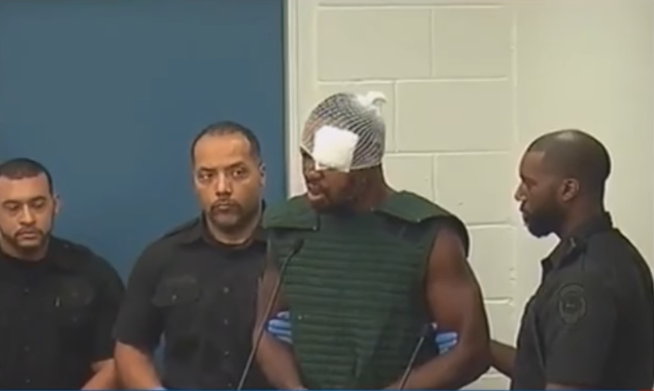 Orlando Cop Killer Goes On Profanity-Laced Tirade In First Court Appearance