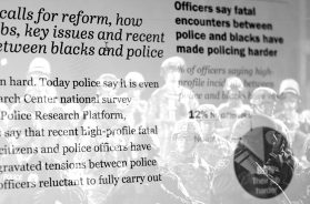 Police Research Report: The Ferguson Effect