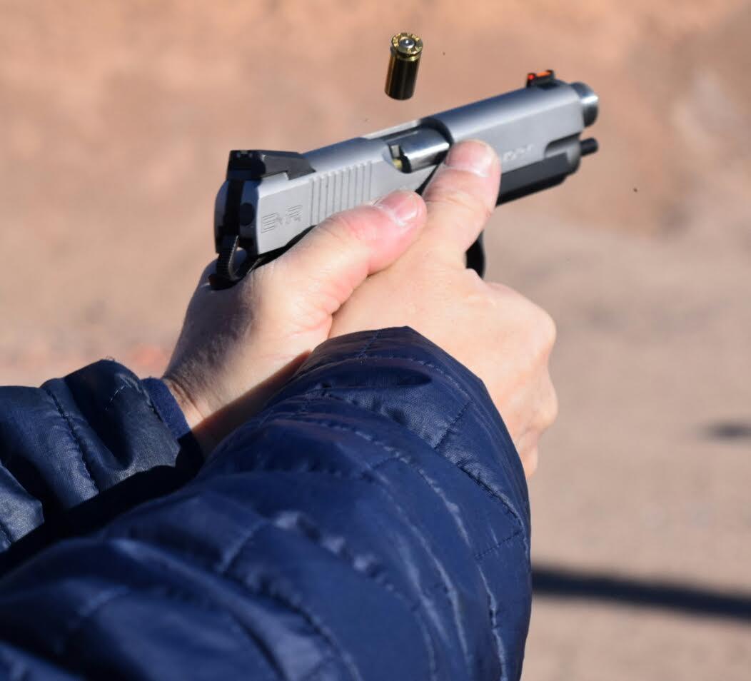 SHOT Show:  Media Range Day