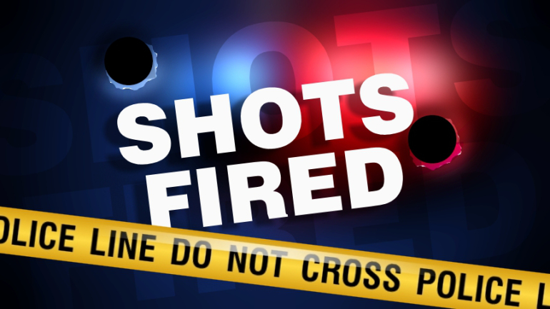 Two Deputies Shot At House Fire