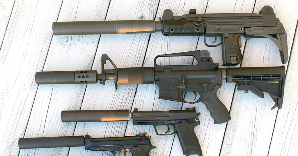 Bill To Legalize Silencers Introduced In Congress