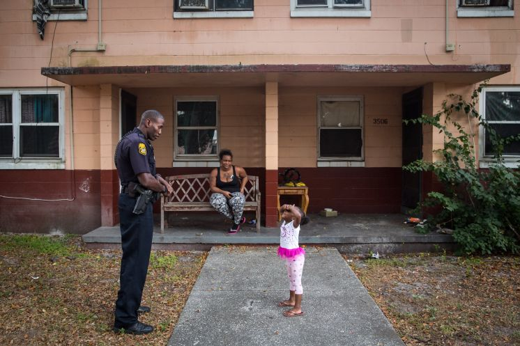 So You Want To Be A Police Officer In The Black Community?