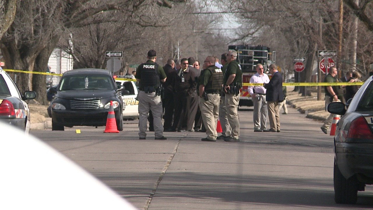 Wichita Police Officer Critical After Being Run Over