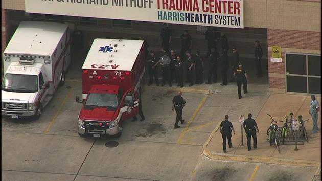 Two Houston Officers Injured In Shooting, Police Chief Asks For Prayers