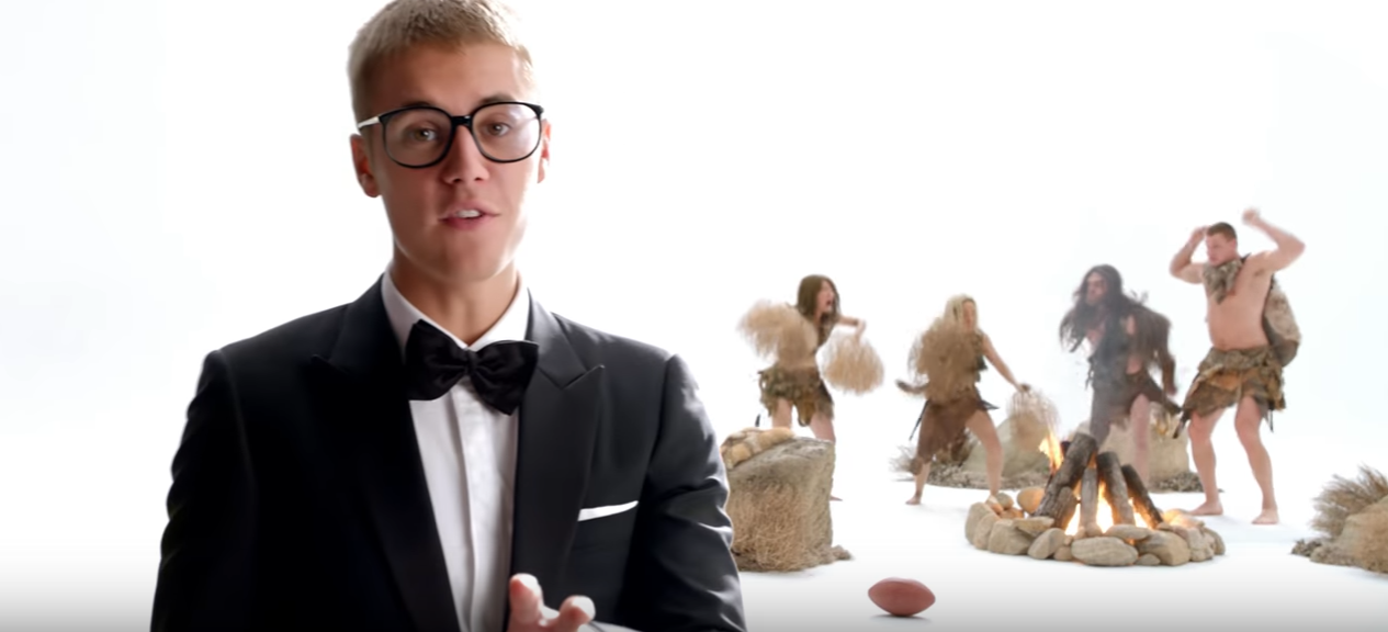Police Department Threatens Drunk Drivers With Justin Bieber Commercial