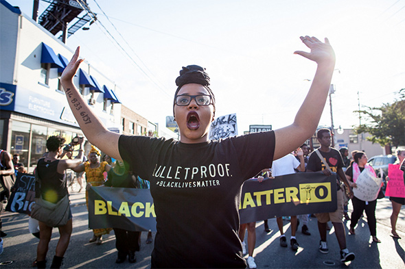 Toronto Police Give In To Black Lives Matter Gay Parade Demands