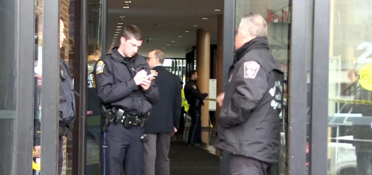 Gun Jams After One Bullet Fired In Boston Public School Headquarters