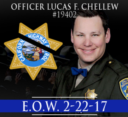 CHP Officer Killed In Motorcycle Crash