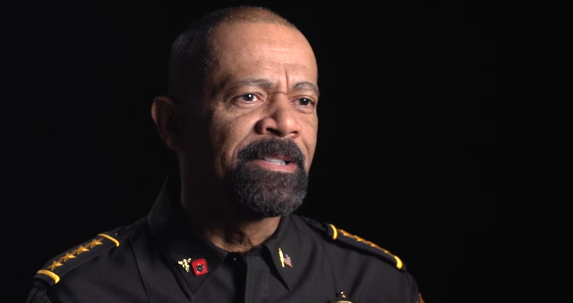 Sheriff David Clarke Withdraws Consideration For Homeland Security Job
