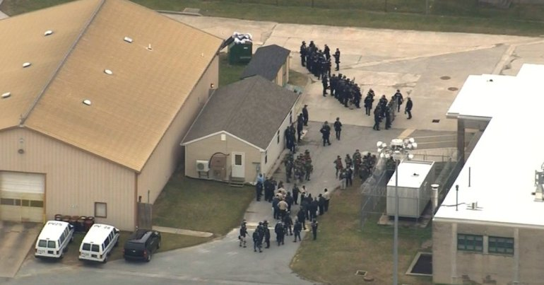 Corrections Officer Found Dead As Prison Hostage Incident Ends