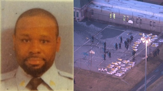 Fallen Corrections Officer Identified, '120 Suspects' In Murder