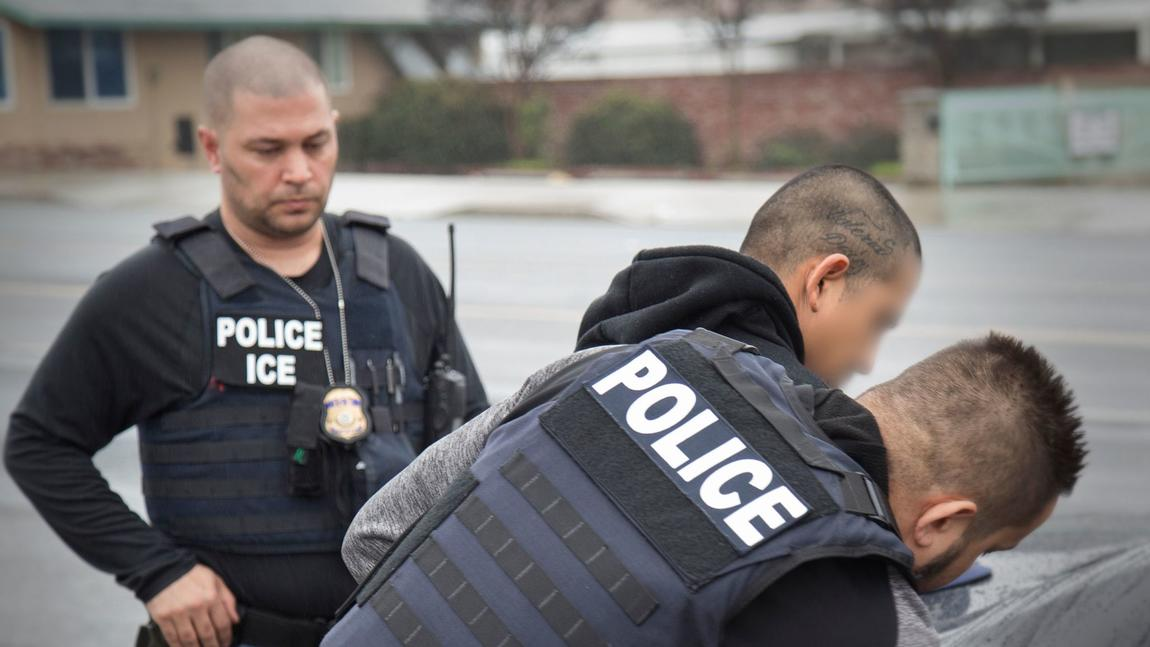 Los Angeles To ICE Agents: Stop Identifying Yourself As Police