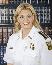 Police Chief Julie Lea
