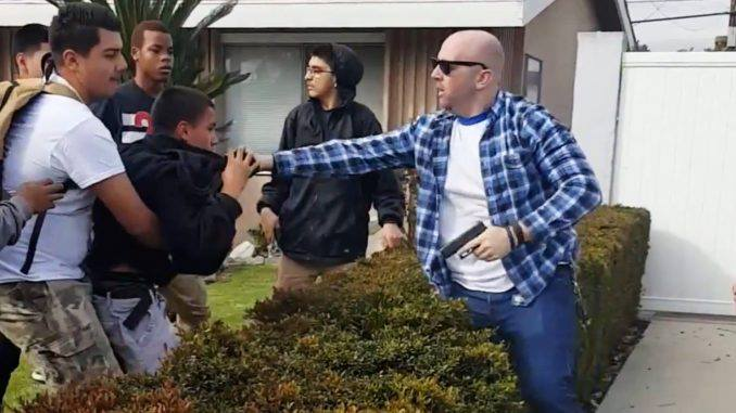 Family Sues LAPD Officer For Off-Duty Encounter