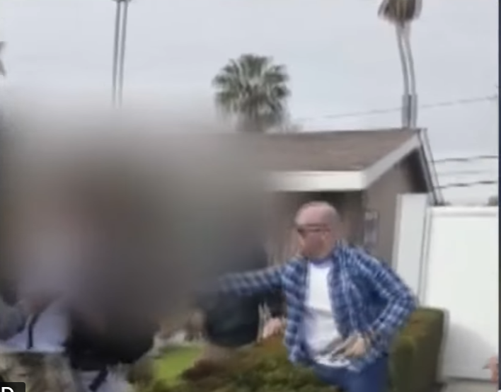 Viral Video Shows Off Duty LAPD Officer Firing Gun In Altercation With Juveniles