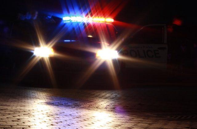 Police Suicide #41
