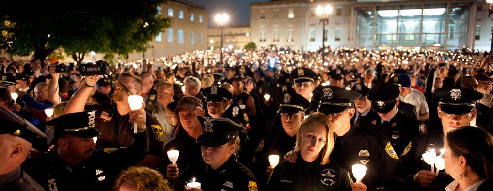 Police Week:  Why Should I Go?