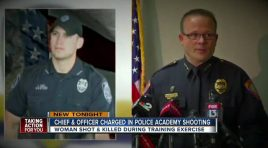 Police Chief And Officer Arrested After Citizen Police Academy Death