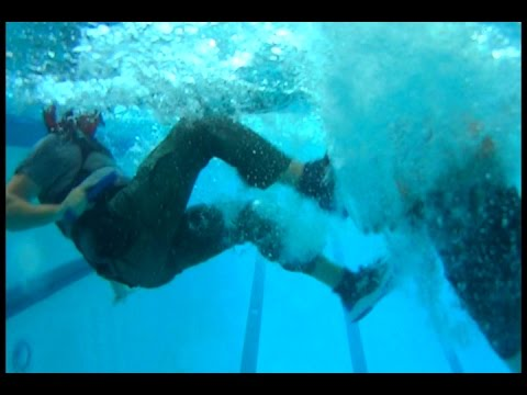 Water Survival Tactics For Law Enforcement