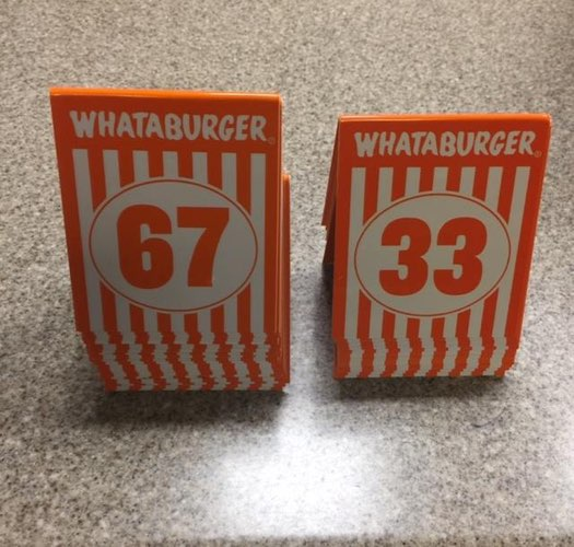 Whataburger Order Numbers Are The New Crime Trend