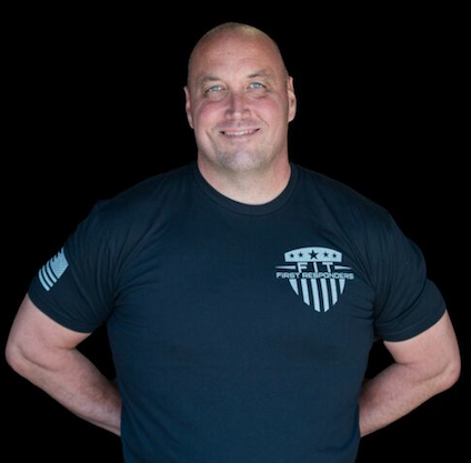 Travis Yates Talks 'Fit First Responders'